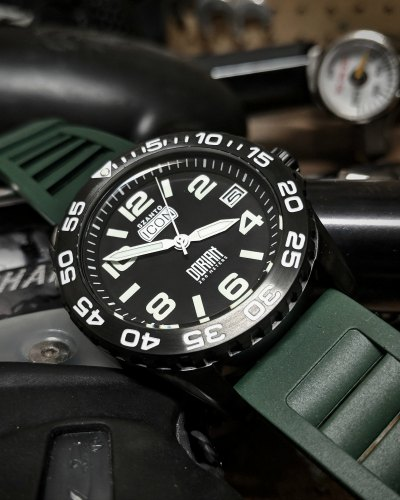 Quartz Dive Watch Reviews