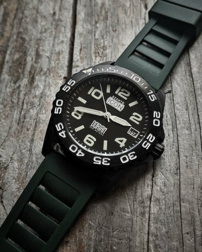 Shane Dorian Diver Watch Review