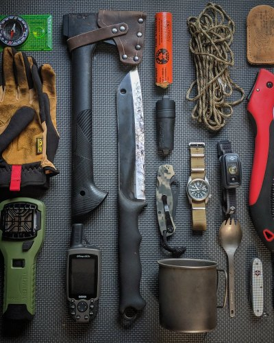 Bushcraft Gear