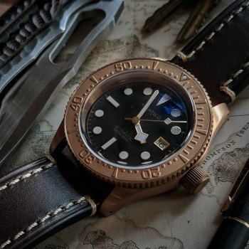 Bronze Dive Watch Reviews