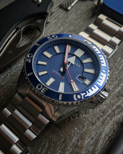 Amalfi Dive Watch Review
