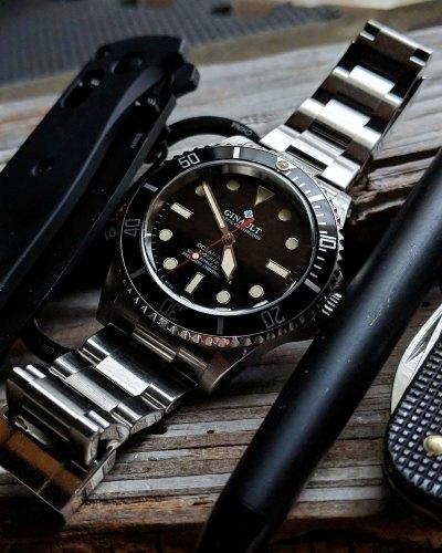 Rolex Submariner Vs. Ginault Ocen Rover