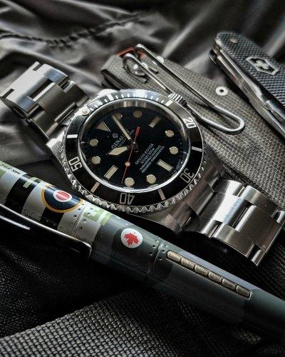 Rolex Alternative