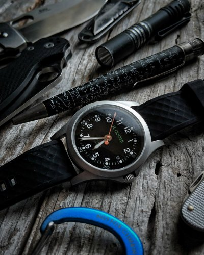Learn About HGoose Watches