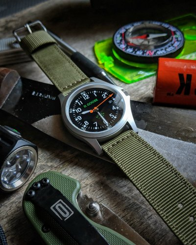 Field Watch Reviews