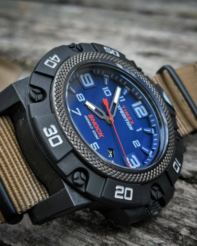 Times Rugged Field Watches For Men