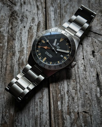 Steinhart GMT Review