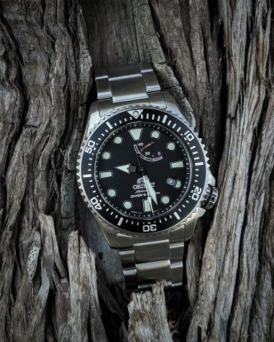 Orient Neptune Watch Review