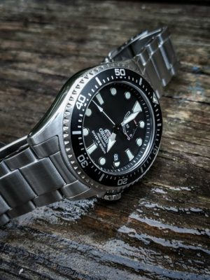 Orient-Triton-Watch-Review