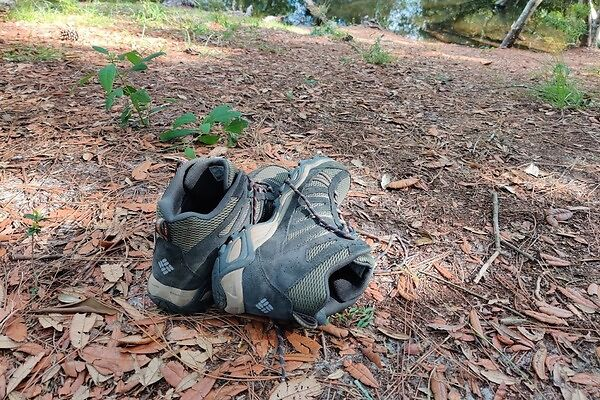 Quickly Drying Your Boots When Hiking