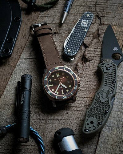 Spinnaker Hull Diver Watch Review