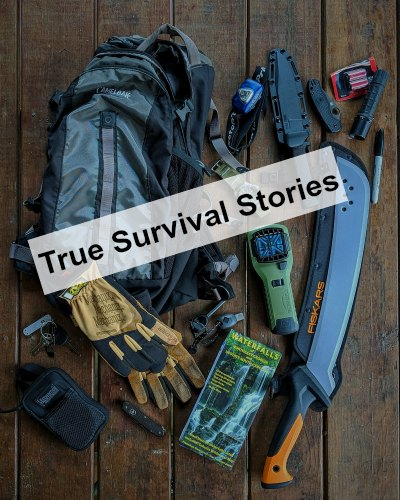 The Best Survival Stories Based On True Events