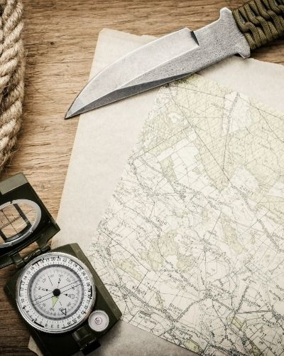 How To Navigate In The Wilderness