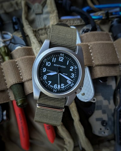 I need a good backpacking watch
