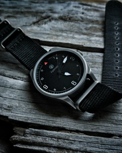 are watches made from titanium
