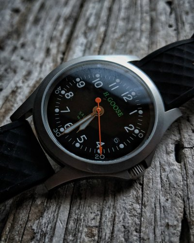 american made watches