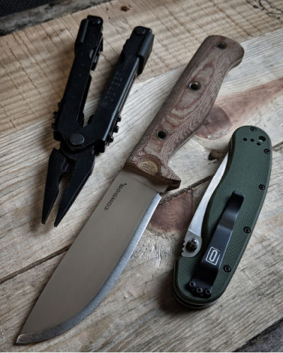Do I Need A Knife For Backpacking?