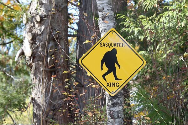 Some tribes really love Bigfoot