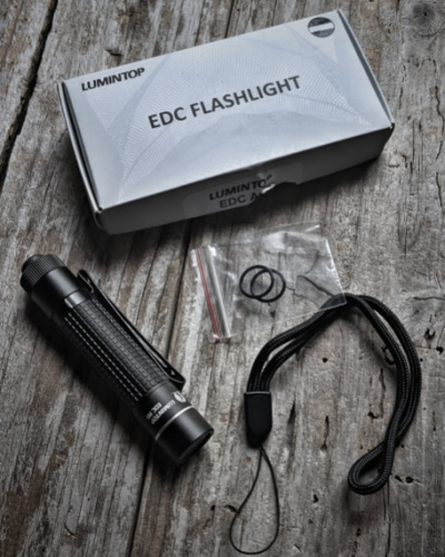 Lumintop EDC AA Flashlight | Reviewed and Tested